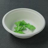 tazón de fuente de sopa disponible de la celulosa del bagazo 500ml