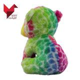 La plupart de jouet de léopard bourré par peluche animale populaire de jouet en vente