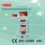 Torre do sistema da câmera da endoscopia para o Laparoscopy