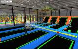 Beifall-Unterhaltungs-hochwertige Trampoline-Park-Geräten-Fertigung