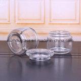 vaso di vetro dell'ostruzione 330ml con i coperchi
