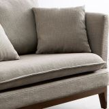 居間の家具G7603のための現代デザインファブリックソファー