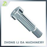 Piezas principales redondas del tornillo de hombro de China Facyory
