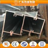 Perfil de aluminio del surtidor de China para la ventana y la puerta