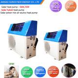 Agua caliente 5Kw 260L 7kw 9kw de energía solar híbrida de la fuente de aire