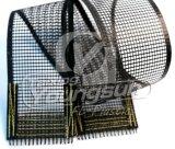 Recubierto de Teflón PTFE cinta transportadora de malla
