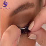 Accettare i cigli falsi dei capelli del visone del contrassegno privato
