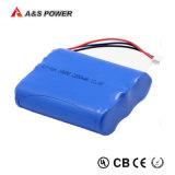 Personalizzare la batteria del pacchetto 25.9V 5.2ah dello ione del litio per i Electrics