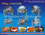 Bouilloire revêtue d'acier inoxydable pour le sucre