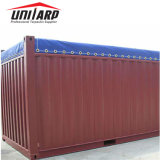 Tensile Strength PVC Knife Coated Tarpaulin Cover Container