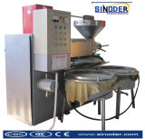ねじ食用油の抽出機械ひまわり油の製造所のプロジェクト