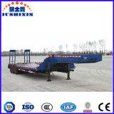半中国の風の刃のトレーラーの拡張可能で低いベッドのトレーラー
