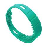 Bracelete esperto H3 do silicone ajustável RFID para o festival