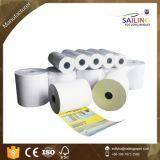 Rollo de papel térmico impreso OEM para entradas de cine
