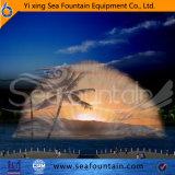 Fontein van de Muziek van de Lampen van de Fontein van de tuin de Kleurrijke