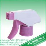 Revestimento da garganta 28/410 de pulverizador azul do disparador dos PP para o líquido