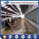 Preiswerte Stahlrahmen-Zelle-vorfabriziertes Kuh-/Schaf-/Pferden-/Schwein-Haus in Kenia Afrika