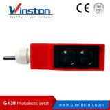 反射鏡ミラー光電スイッチセンサーが付いているG139 Retroreflectiveタイプ