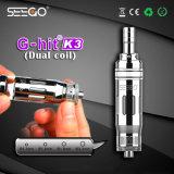 이중 코일은 K3 Seego의 액체 기화기 G5 주스 기화기를 G 명중했다