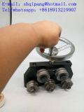 Enderezar la máquina Jzq--60/5 para el tubo de cobre de 10m m