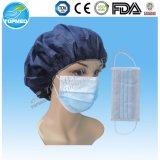 Legame sulla maschera di protezione non tessuta 3-Ply