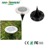 Ce/RoHS를 가진 0.5W LED 옥외 태양 매장된 램프