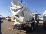 Sinotruk HOWO 6X4 6m3の具体的なミキサーのトラック