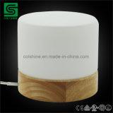 Colshine IP44 대중음식점 침실 훈장을%s Retro LED 나무로 되는 테이블 램프