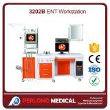 Ptk-3202B Unidade de tratamento otorrinolaringológico Deluxe com Single-Station
