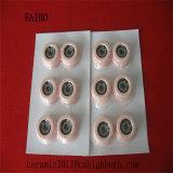 Cuscinetto di ceramica dell'allumina di precisione 99%