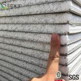 2017 pannelli a sandwich del tetto ENV della parete del materiale da costruzione di basso costo