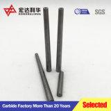 Bem carboneto de resistência hastes arredondadas para tornos CNC