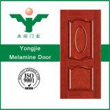 Exportées de la mélamine de porte intérieure porte contemporaine