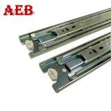 Glissière instantanée automatique triple électrique de tiroir de la prolonge 51mm de glissières lourdes avec galvanisé