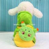 Estilo Popular de China fábrica de ropa precioso perro Fleece