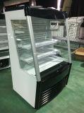 슈퍼마켓 전시 열려있는 냉각장치 또는 열려있는 유형 괴물 음료 전시 냉각장치 슈퍼마켓 음료 진열장