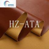 Couro de Leather/PU para a sapata do vestuário da luva/revestimento da forma