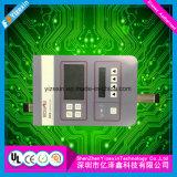 Custom Made Appuyer sur le bouton panneau de commande avec interrupteur à membrane