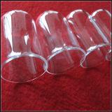 Alto fabricante claro del aislante de tubo del vidrio de cuarzo fundido