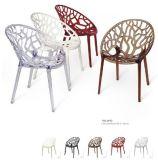 Fabrik kundenspezifischer Acrylhochzeits-Stuhl transparent