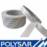cinta de la espuma del blanco de 0.8m m con el trazador de líneas de papel