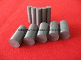 Tamanho grande precisão do eixo de cerâmica de nitreto de silício preto