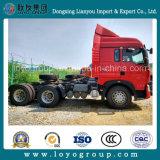 Trattore del rimorchio del camion 10-Wheel del trattore di Sinotruk HOWO T5g 6X4