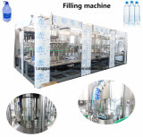 Linha de produção de enchimento bebendo automática cheia do equipamento da água de engarrafamento para a água engarrafada