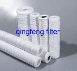 Cartouche micro pp de filtre de chaîne de caractères de polypropylène pour le placage