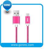Venta caliente certificada Ce Cable USB del teléfono móvil