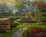 Воспроизведение знаменитого художника Томаса сад сюжеты картины маслом для дома украшения