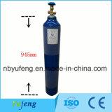 Volume 15 L'acier et aluminium Petite bouteille d'oxygène de gros de matériel