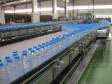 De volledige Automatische Vloeibare Zuivere Machine van de Verpakking van het Flessenvullen van het Water