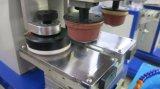 Des Doppelventilkegel-zwei Lampen-Auflage-Drucken-Maschine Farben-Tinten-des Cup-LED, Telefon-Kasten-Auflage-Drucker mit Sicherheits-Gatter
